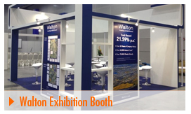 Walton Exhibition Booth