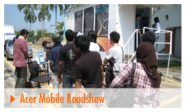 Acer Mobile Roadshow