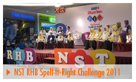 NST RHB Spell-It-Right Challenge 2011